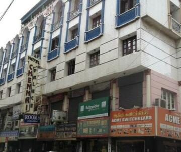 Hotel Chennai Palace