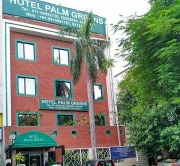 Hotel Palm Greens