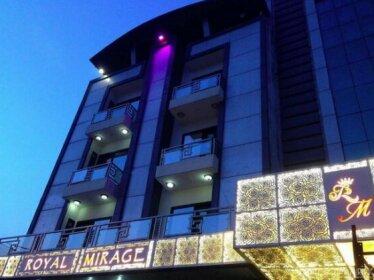 Hotel Royal Mirage North West Delhi