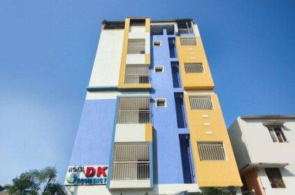 Capital O 68757 Hotel Dk Residency