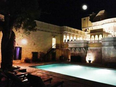 Hotel Ghanerao Castle Ranakpur 39 Km from Kumbhalgarh