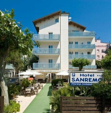 Hotel Sanremo Cervia