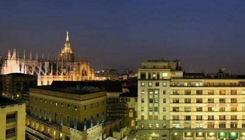 Grand Hotel Plaza Milan