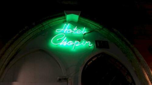 Hotel Chopin Milan