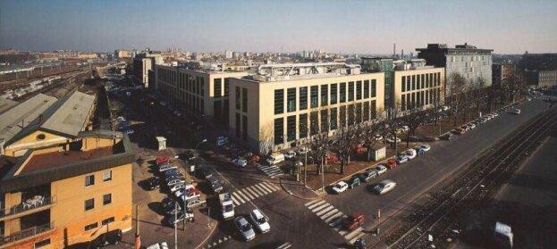 Milano Via Ripamonti IEO