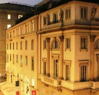 The Place Celebrity Suite Milan