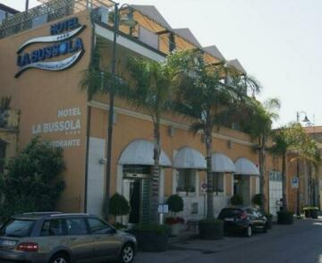 Hotel La Bussola Milazzo