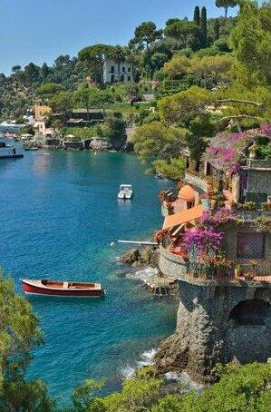 Villa Puddinga Portofino Private beach access Private boat Staff included