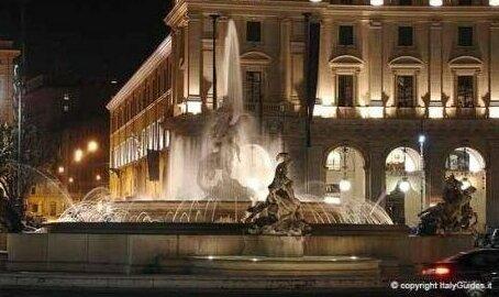 Adler Hotel Rome