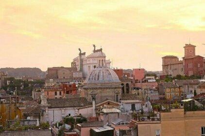 Atticus Forum Romanum Luxury Penthouse