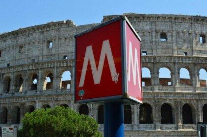 Domus Ostilia Colosseum