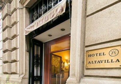 Hotel Altavilla 9 Roma