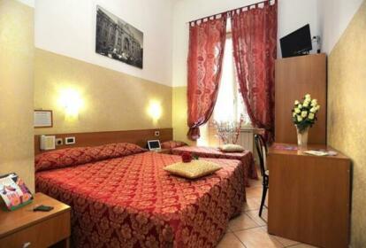Hotel Bergamo Rome