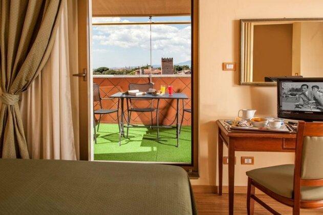 Hotel Colosseum Rome- Photo4