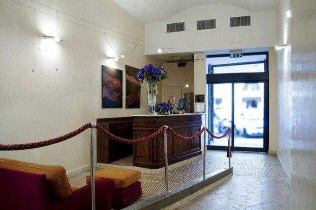 Hotel Columbia Rome- Photo2