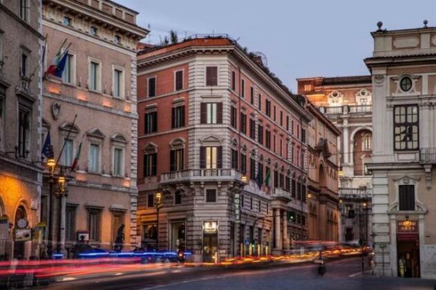 Hotel Cosmopolita Rome- Photo2