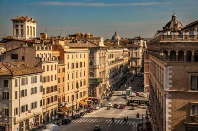 Hotel Cosmopolita Rome- Photo4