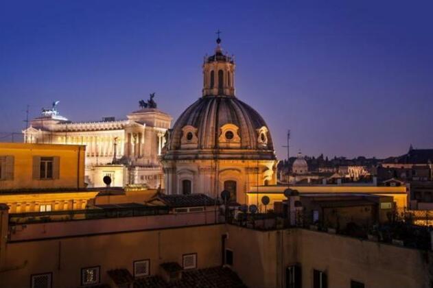 Hotel Cosmopolita Rome- Photo5