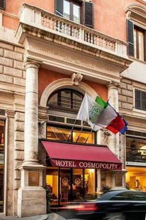 Hotel Cosmopolita Rome