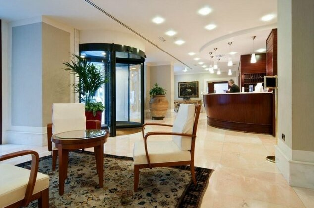 Hotel delle Nazioni Rome- Photo2