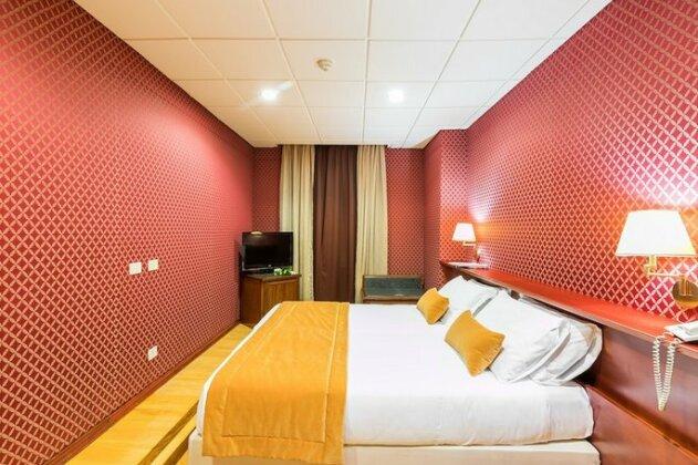 Hotel Madison Rome- Photo2