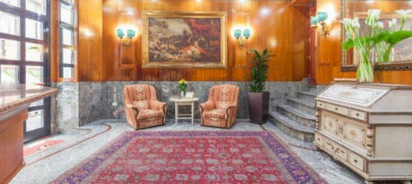 Hotel Madison Rome- Photo3