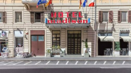 Hotel Madison Rome