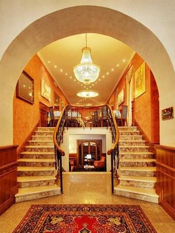 Hotel Raffaello Rome- Photo3