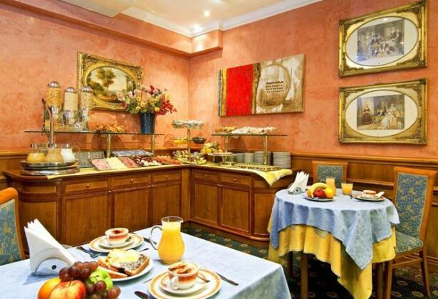 Hotel Raffaello Rome- Photo4
