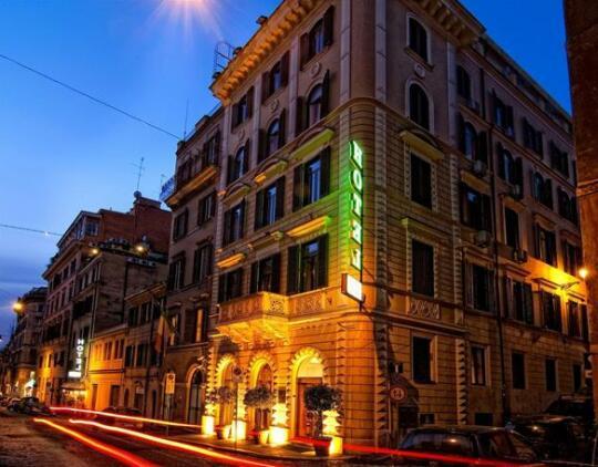Hotel Raffaello Rome- Photo5