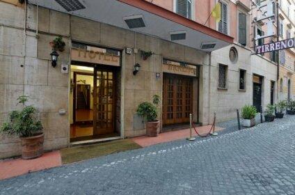Hotel Tirreno Rome