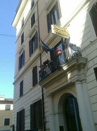 Hotel Touring Rome