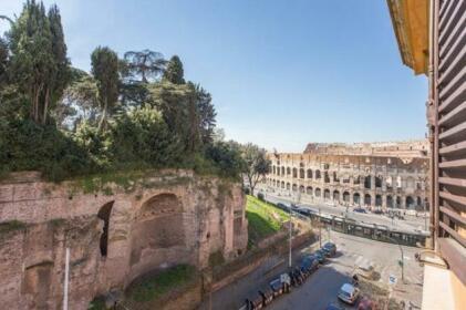 RR Apartments Colosseo Unique View