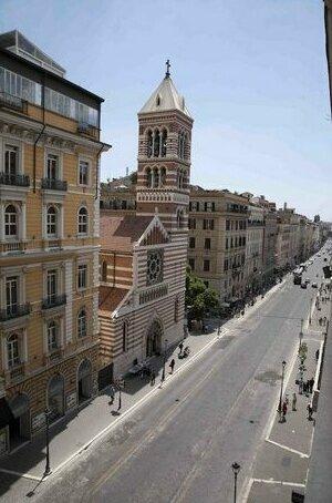 Seven Castro Pretorio Rome