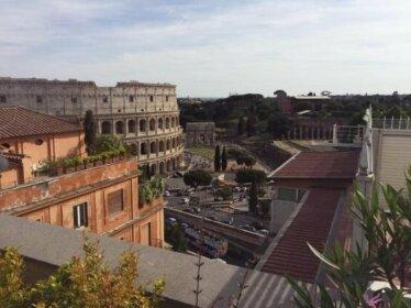 Superattico Sul Colosseo