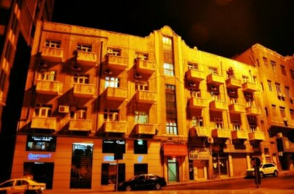 New Park Hotel Amman