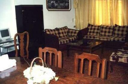 Shatha Petra Hotel