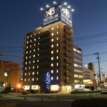 AB Hotel Mikawa-anjo Honkan New Building