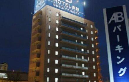 AB Hotel Mikawa-anjo Minami kan