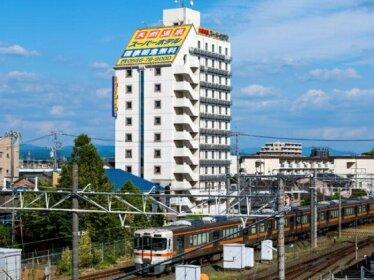 Super Hotel City-Anjyo