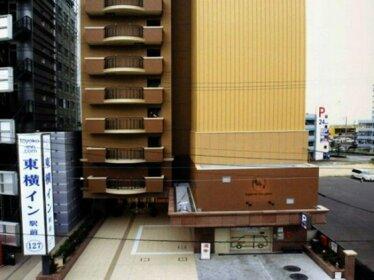 Toyoko Inn Mikawa-anjo-eki Shinkansen Minami-guchi1