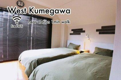 West Kumegawa 301