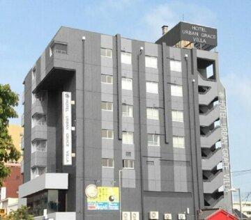 Hotel Urban Grace Villa Iwaki Ekimae