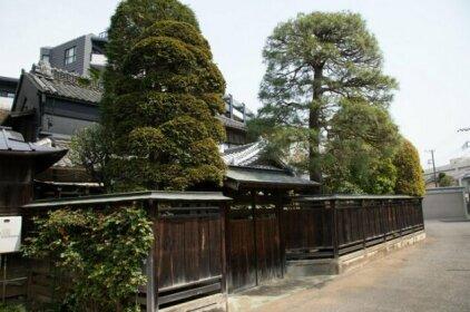 Kawagoe Old Familys Residence - Dantoku Garden Away