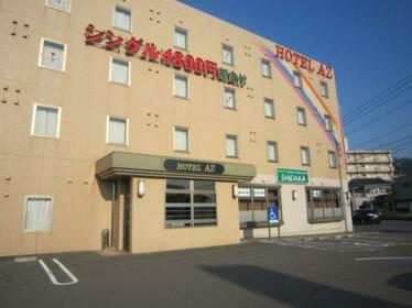 Hotel AZ Kitakyushu Shinmojiko