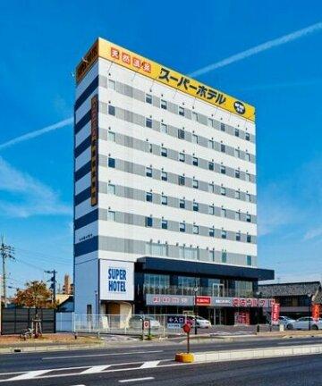 Super Hotel Shiga Kusatsu Kokudo 1Go Zoi