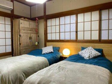 Private house Nanakomachi max 8 ppl free wifi