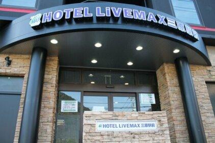 Hotel Livemax Mihara-Ekimae