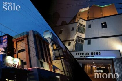 Hotel Coco de Sole & Coco de Mono Love Hotel