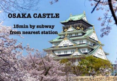 Osaka Abeno Guesthouse